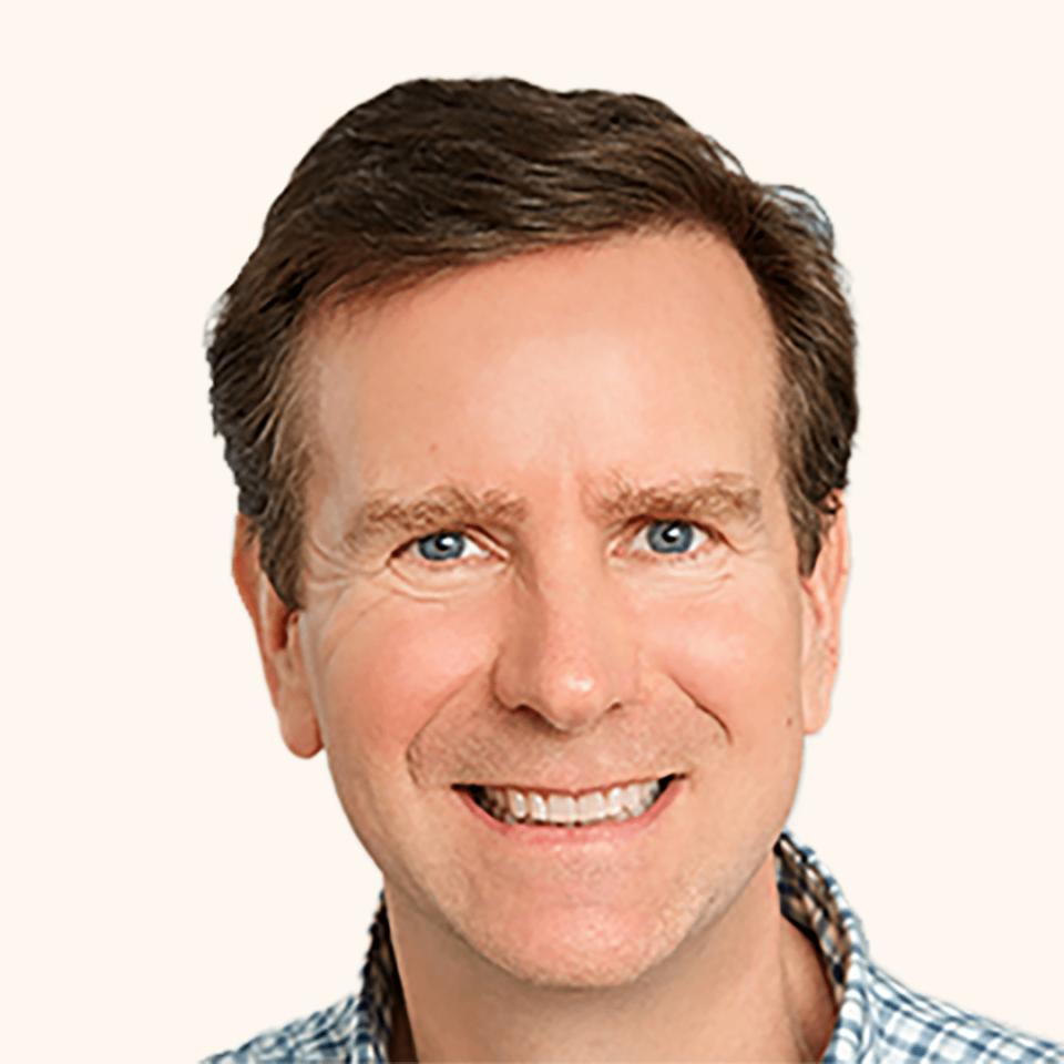 Patrick Heron, Chairman of the Board