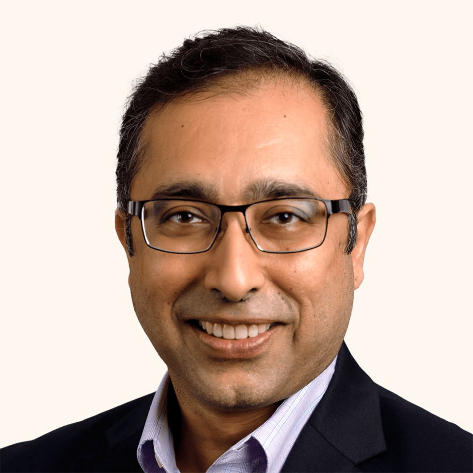 Jay Ramsinghani, Vice President, Commercial Strategy and Operations