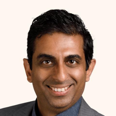 Raj Madan, Chief Digital and Technology Officer